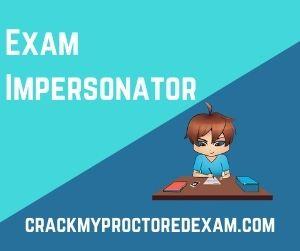 Exam Impersonator