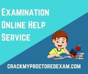 Examination Online Help Service